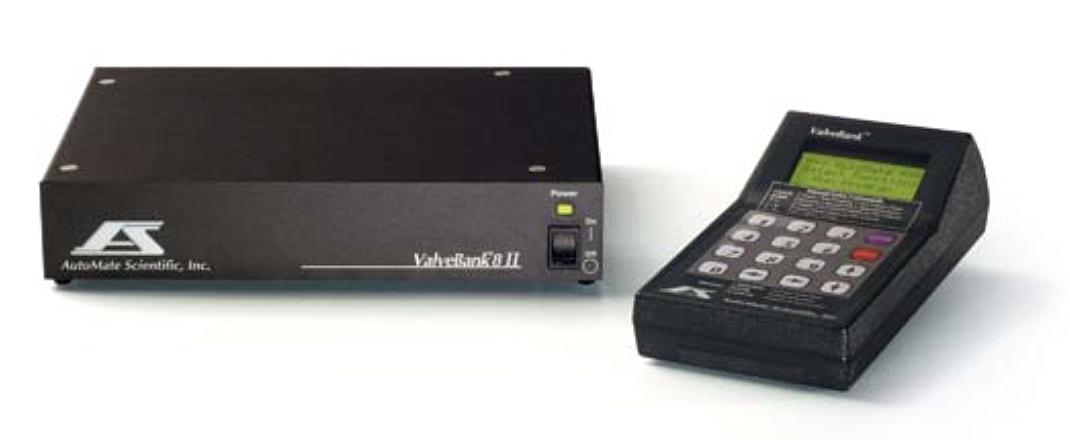ValveBank Controller