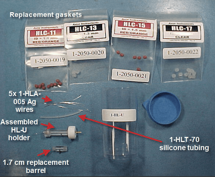 HL-U Package Contents