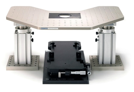 MT-78 & MT-78-FS Large Moving Stage and Fixed Stage Platform