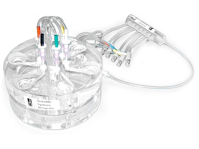 Brain Slice Keeper 6 – low 4ml volume x 6 wells