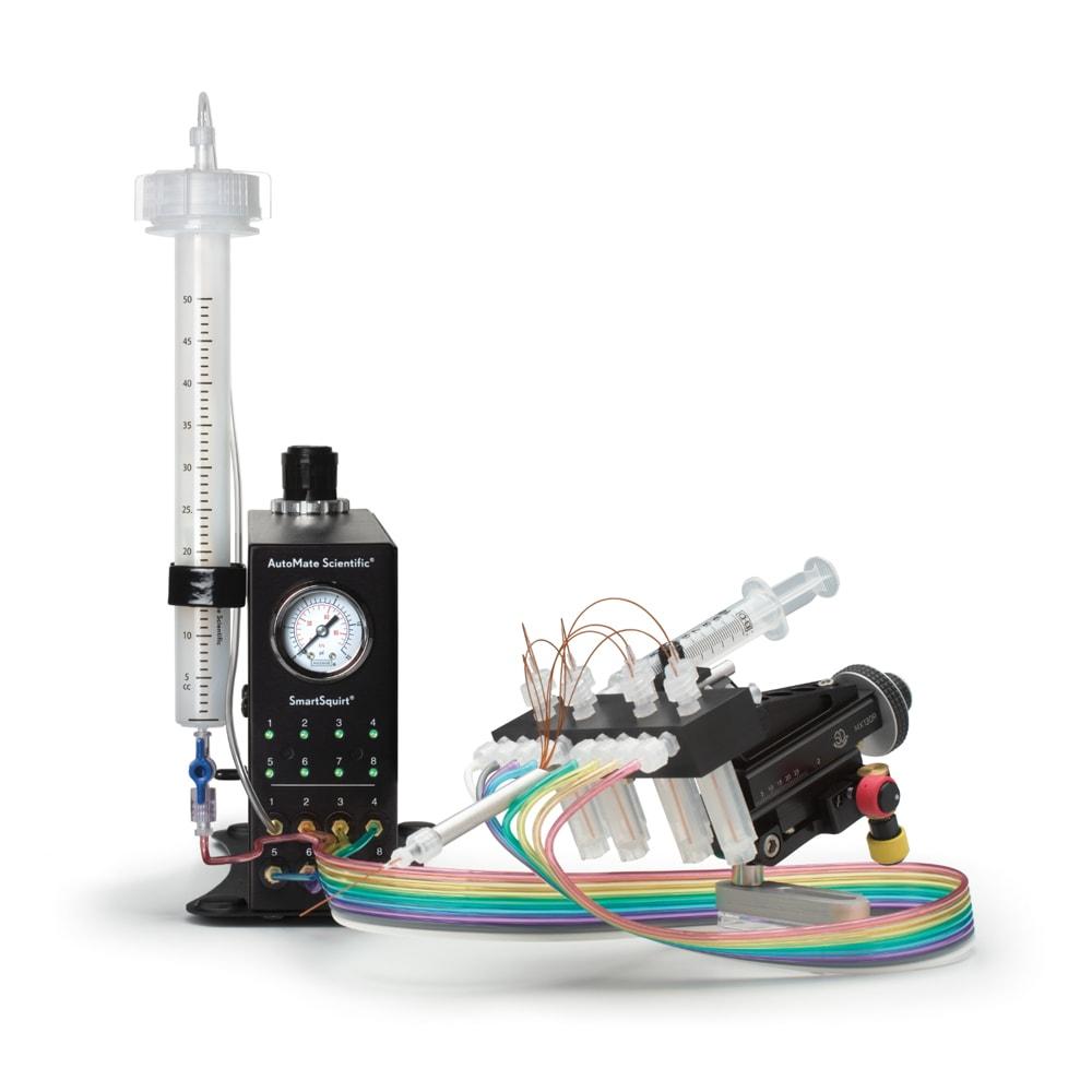 SmartSquirt Micro-Perfusion