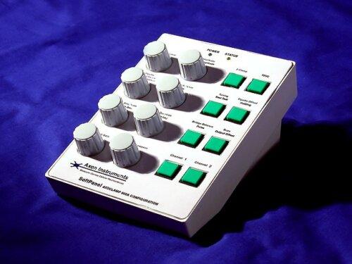 SoftPanel (USB) Optional control panel for:MultiClamp 700A & 700B & Axoclamp 900A