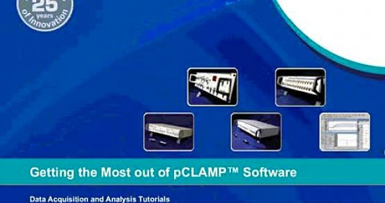 Online Statistics, Membrane Test Between Sweeps in Clampex and Analysis of Synaptic Events with the Clampfit™ Data Analysis
