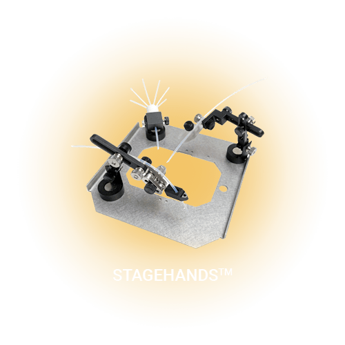 Automate Scientific StageHands™