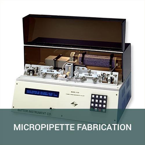 Micropipette Fabrication